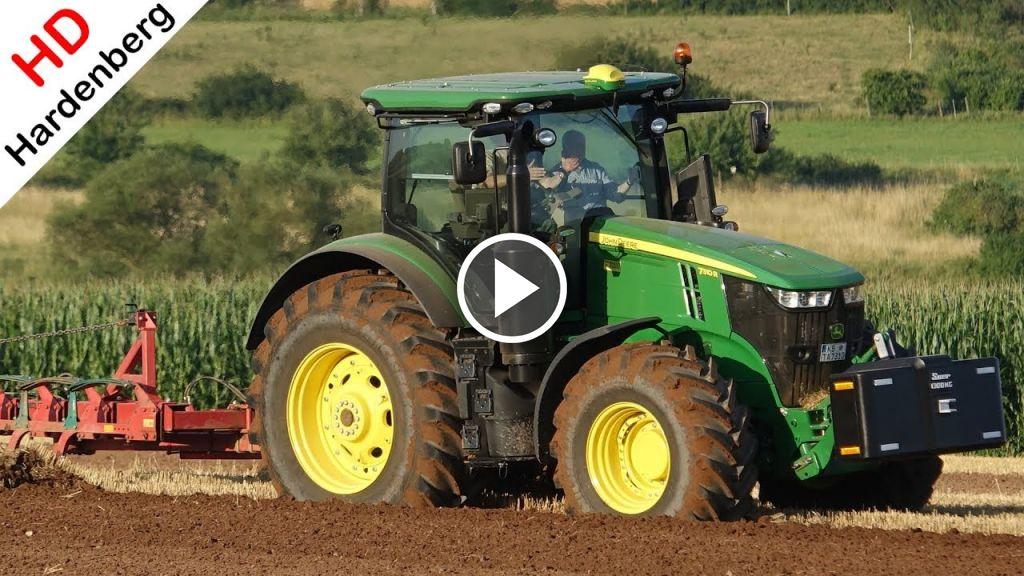 Video John Deere 7310R