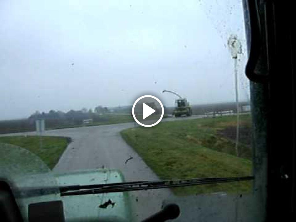 Video Claas Jaguar