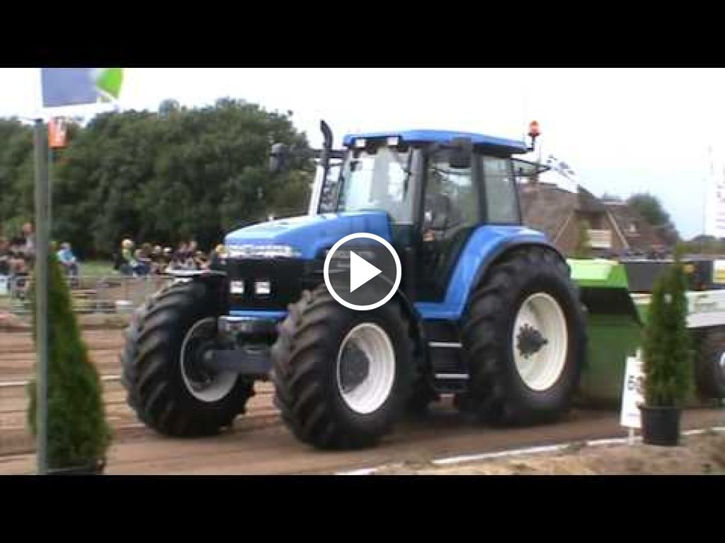 Video New Holland 8770 A
