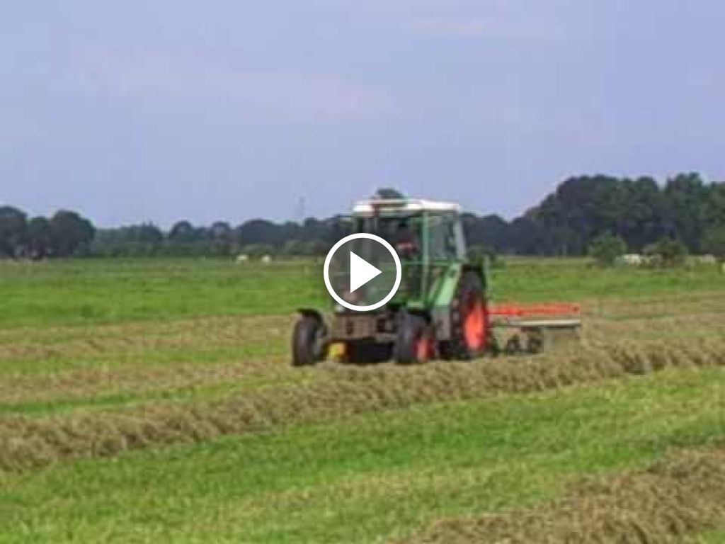 Wideo Fendt 305 LS