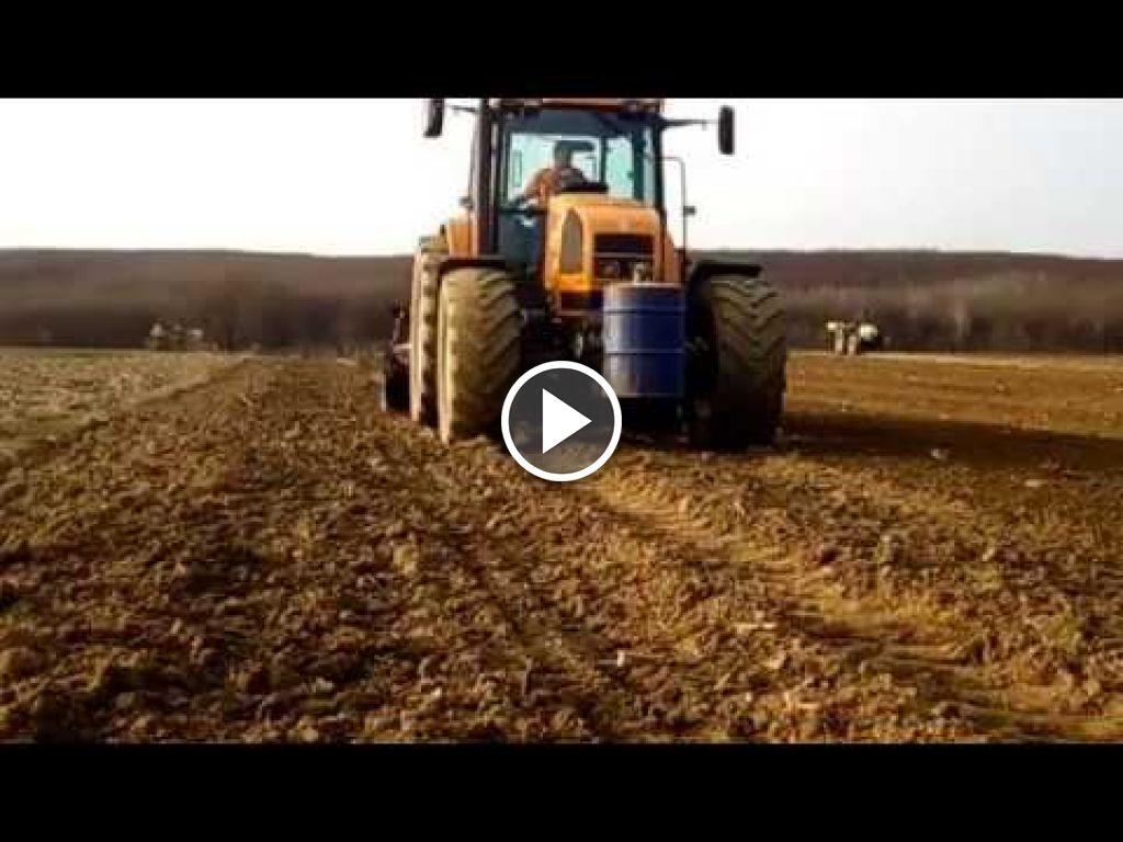 Vidéo Renault Ares 735 RZ