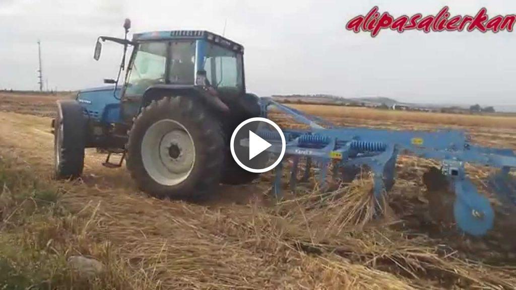 Video Valtra 6850
