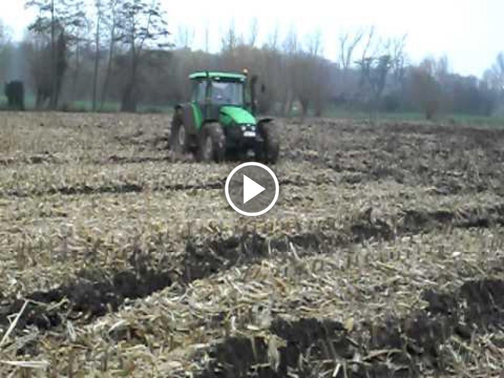 Video Deutz-Fahr Agroplus 95
