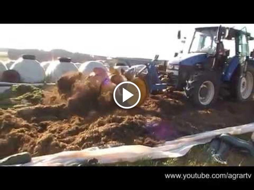 Vidéo Massey Ferguson 5465