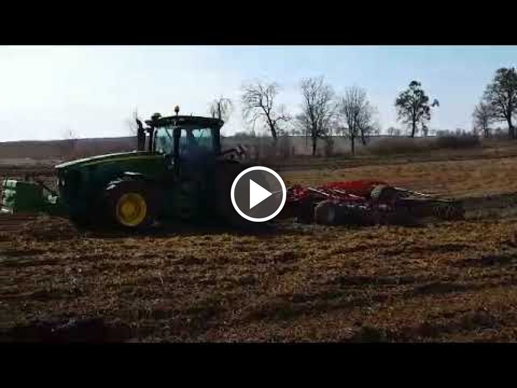 Video John Deere 8345R