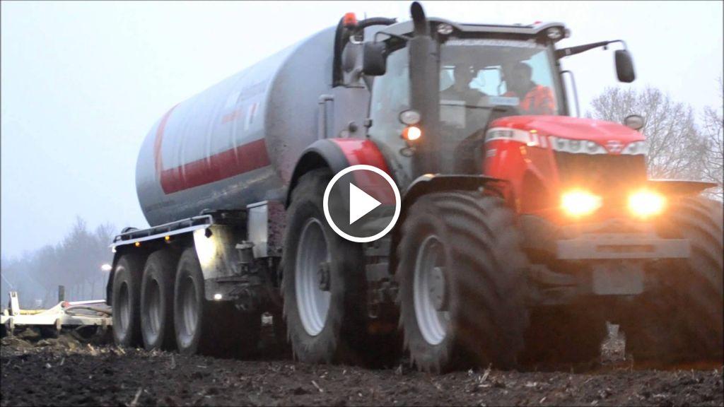 Vidéo Massey Ferguson 8690