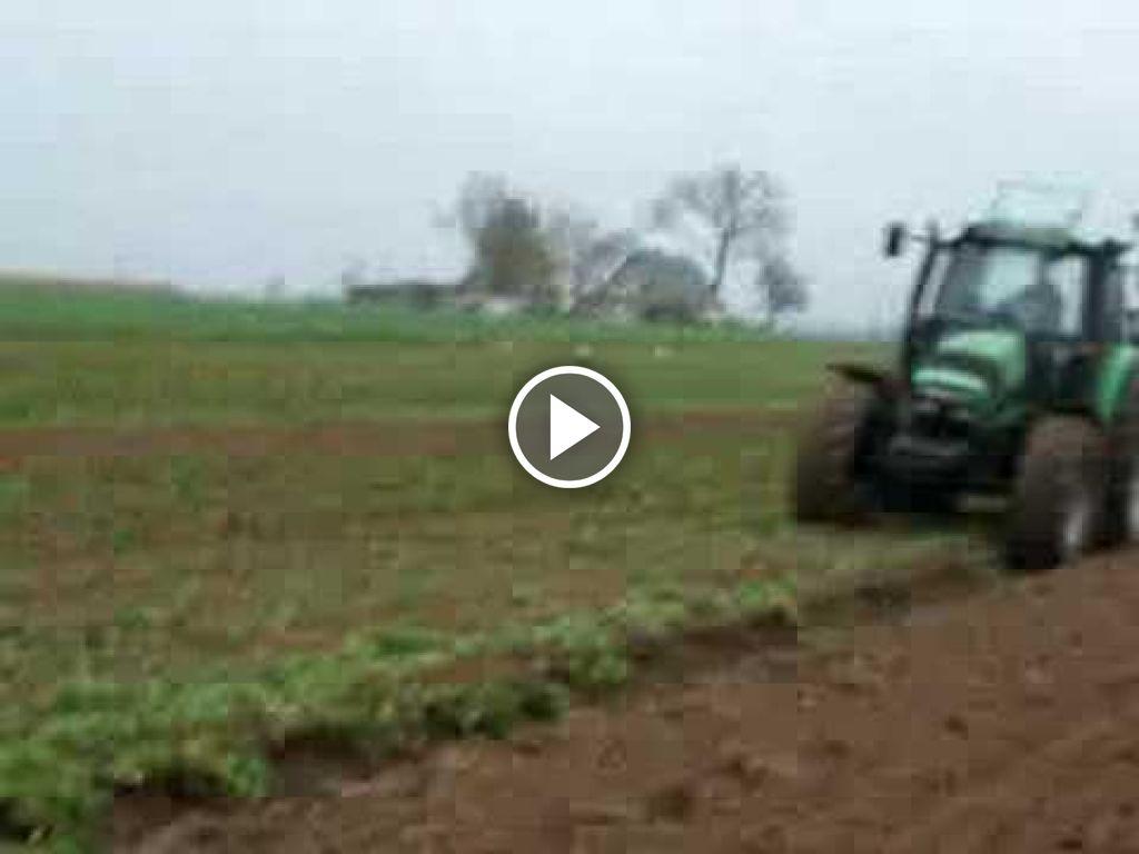 Video Deutz-Fahr Agrotron 140