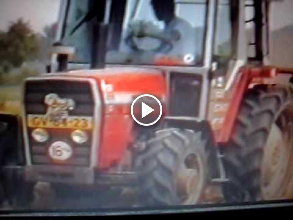 Vidéo Massey Ferguson 675