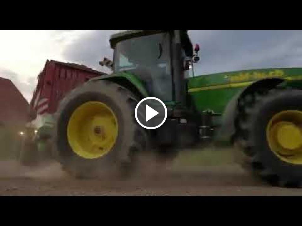 Wideo John Deere 8100