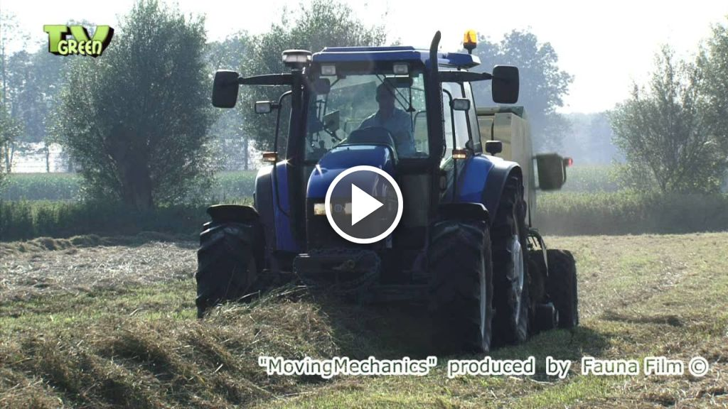 Video New Holland TS 115