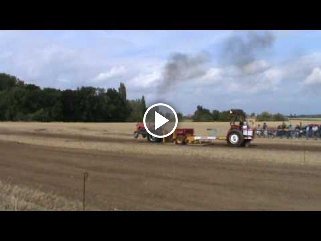 Vidéo Massey Ferguson 294S
