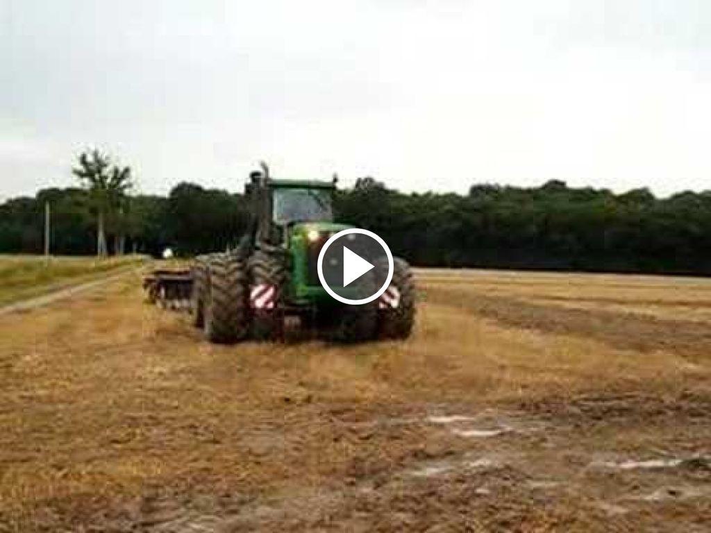 Wideo John Deere 9320