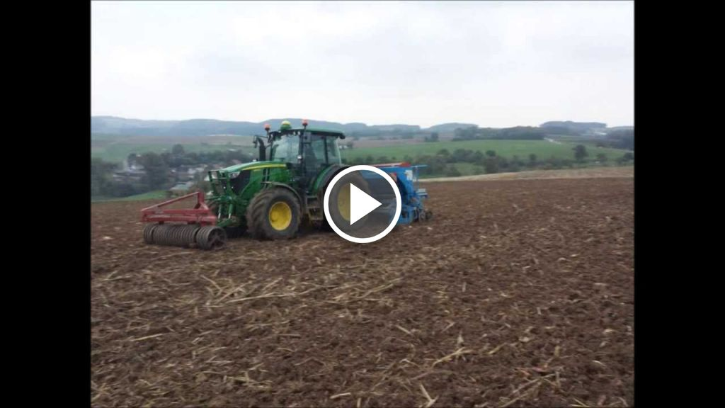 Video John Deere 6110RC