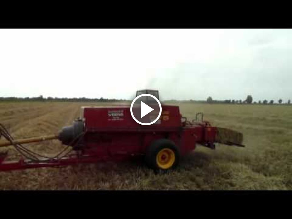 Video New Holland T 4050