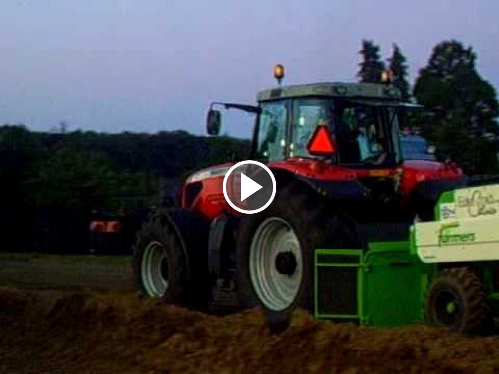 Video Massey Ferguson 8470