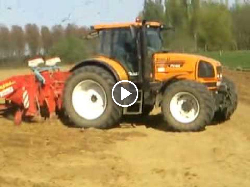Vidéo Renault Ares 825