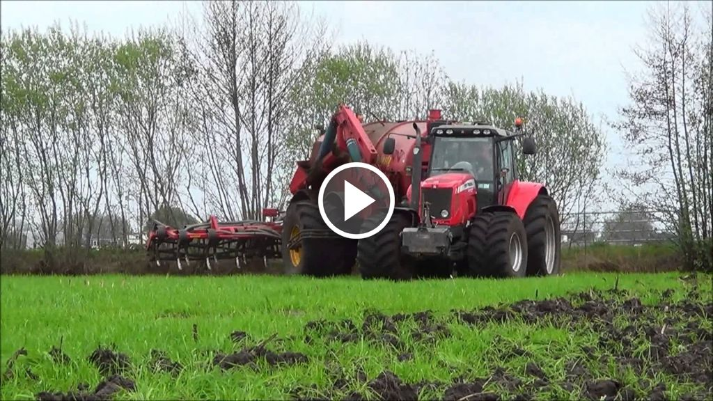 Video Massey Ferguson 7497