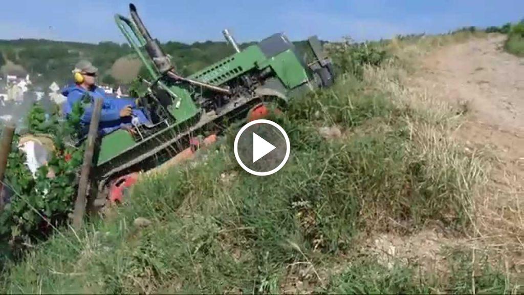 Video Fendt 260 v