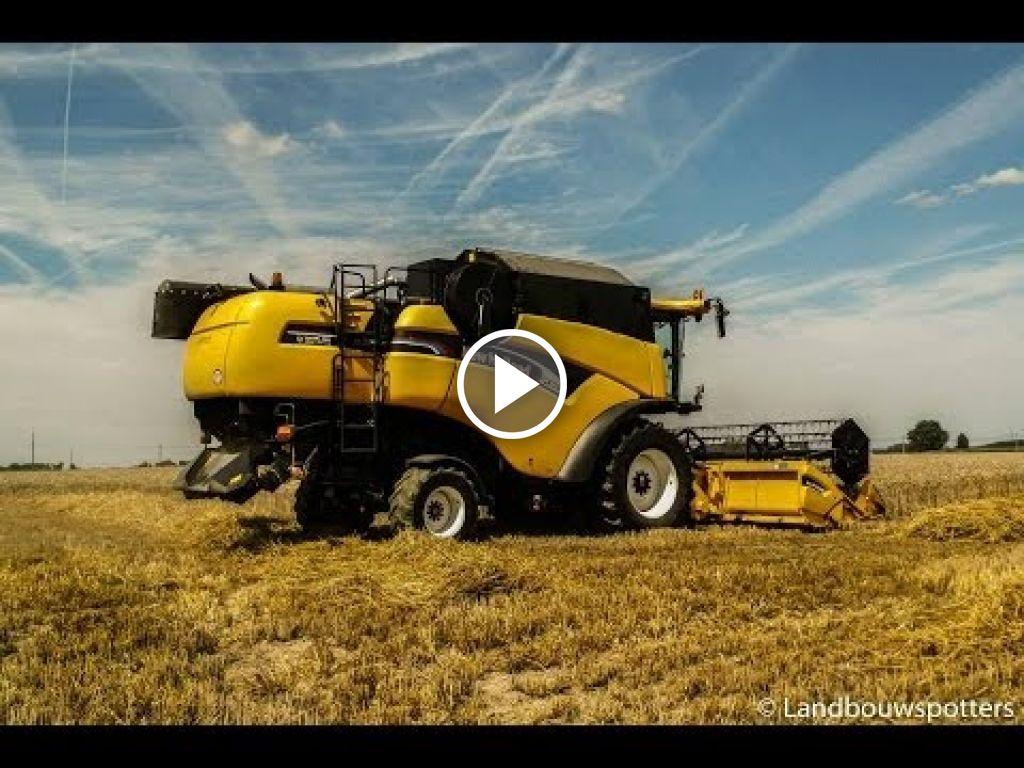 Video New Holland CX 740