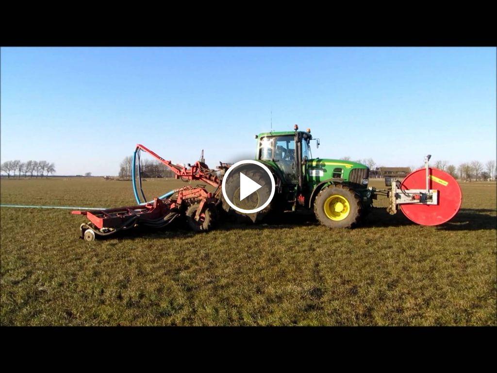 Wideo John Deere 7430 Premium