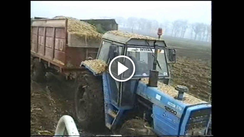 Video Claas Jaguar 690