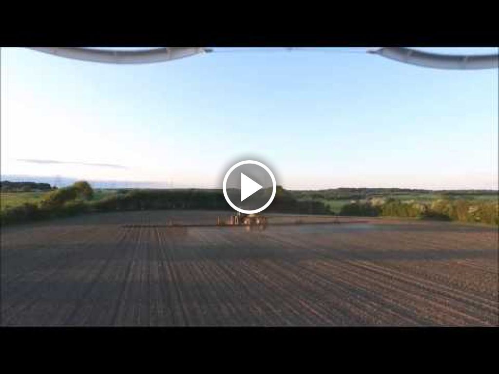 Video Deutz-Fahr Agrotron TTV 7250