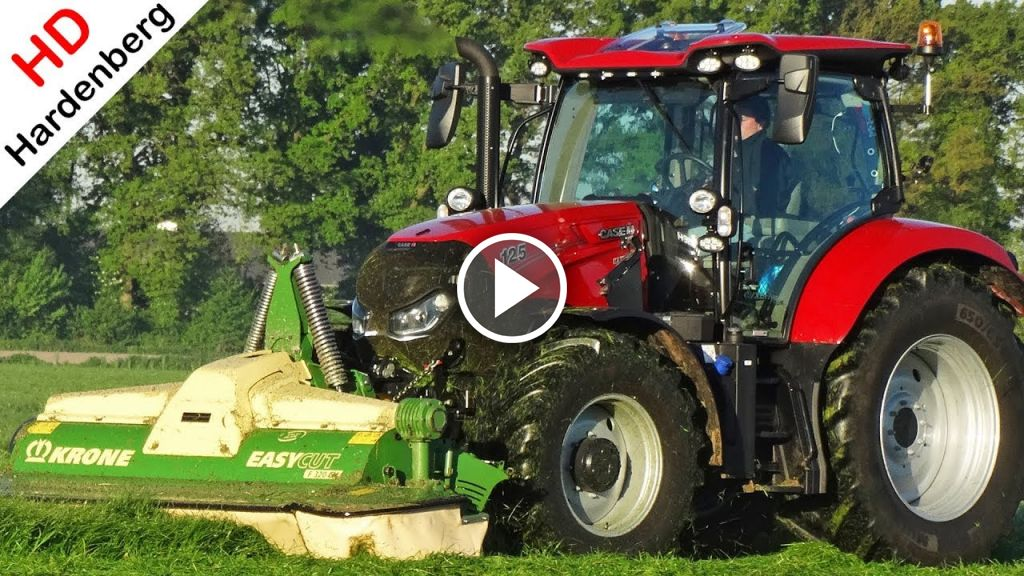 Video Case IH Maxxum 125