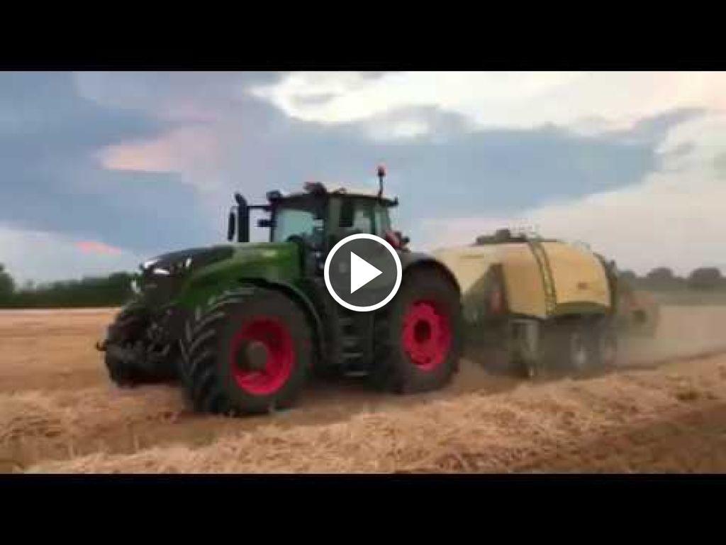 Wideo Fendt 1050
