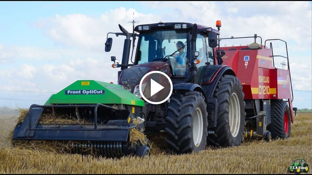 Video Valtra N143