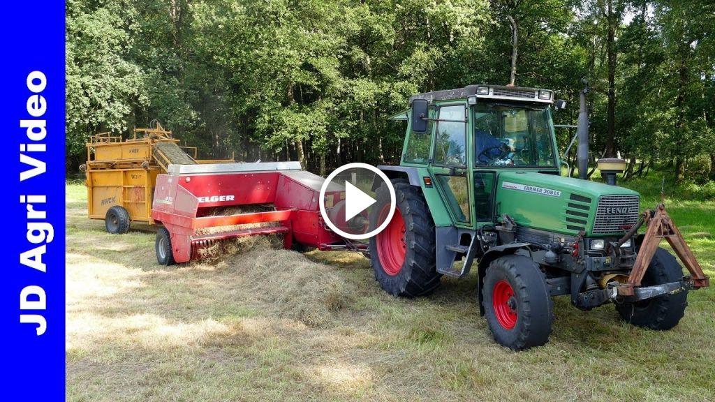 Video Fendt 308 LS