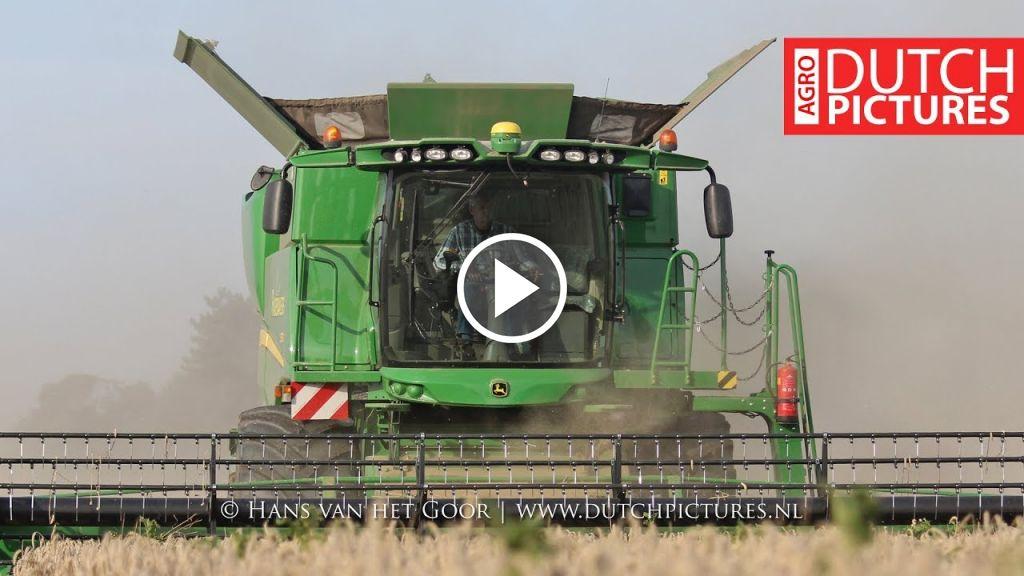 Video John Deere S 670i