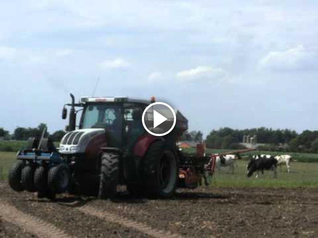 Videó Steyr Profi 4120