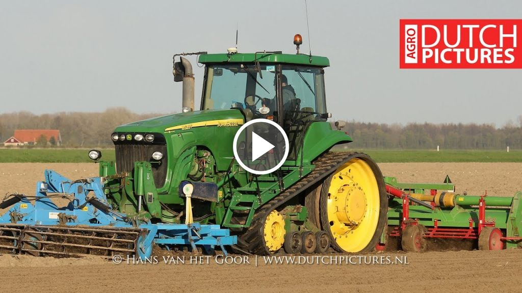 Video John Deere 8520 T