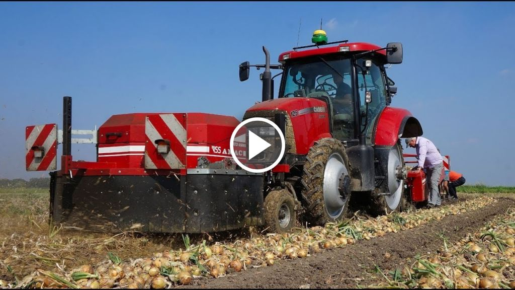 Video Case IH Maxxum 130 CVX