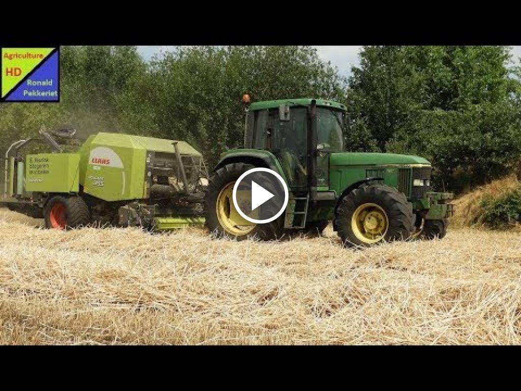 Wideo John Deere 6510