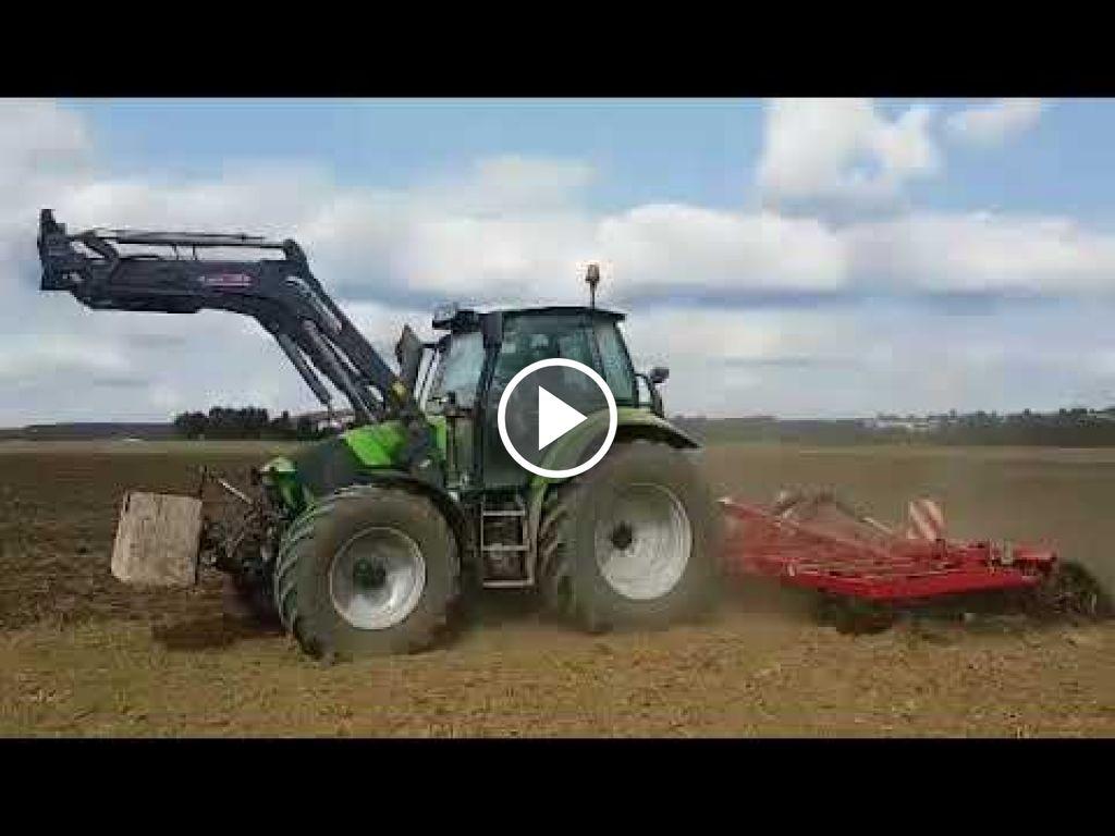 Wideo Deutz-Fahr Agrotron M 420