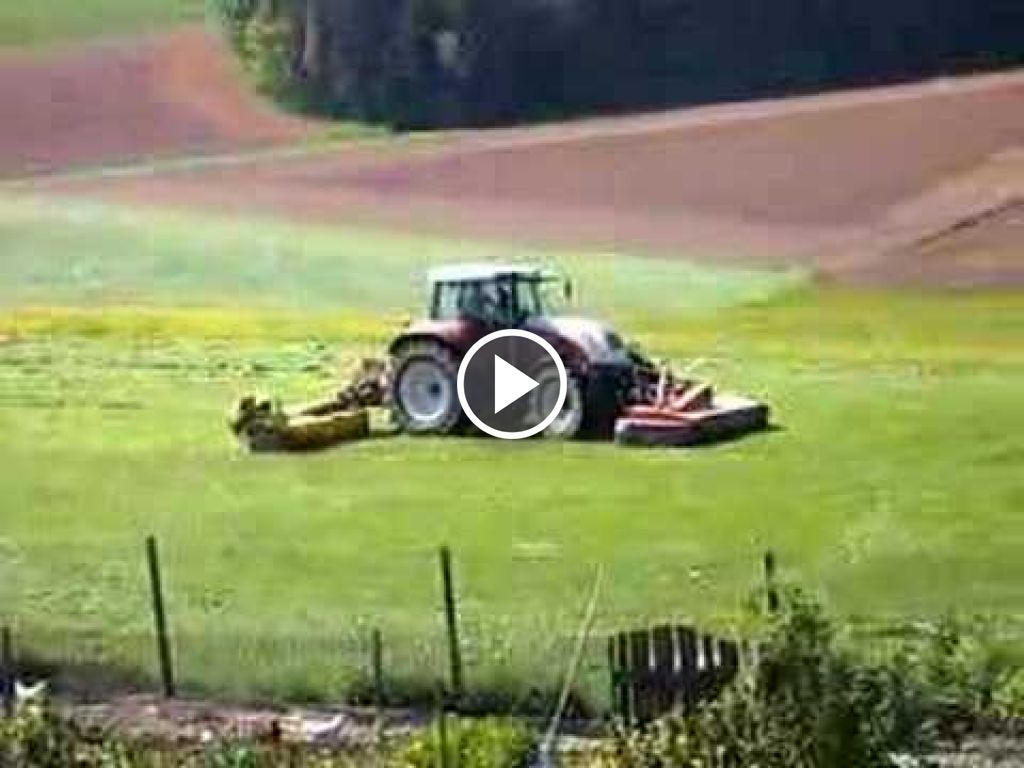 Video Steyr CVT 6190