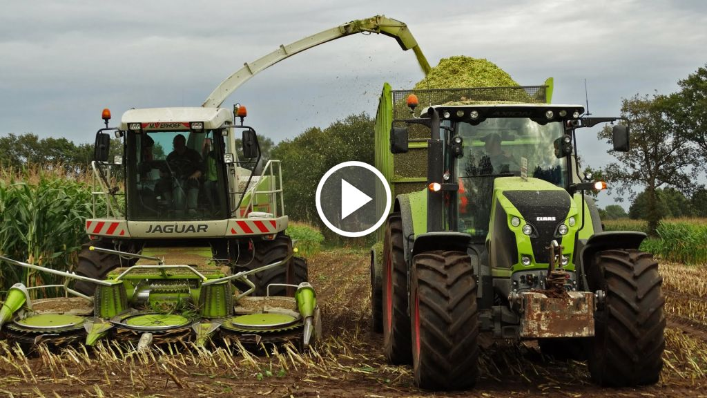 Video Claas Xerion 3300 VC