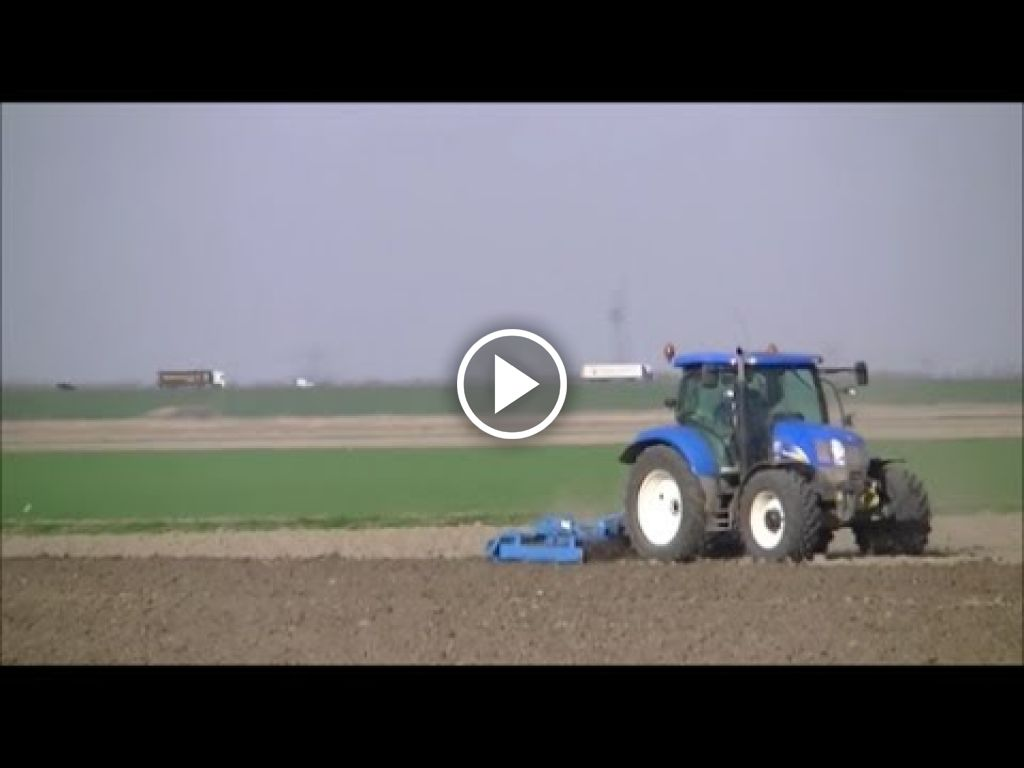 Video New Holland T 6060