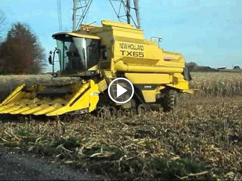 Video New Holland TX 65