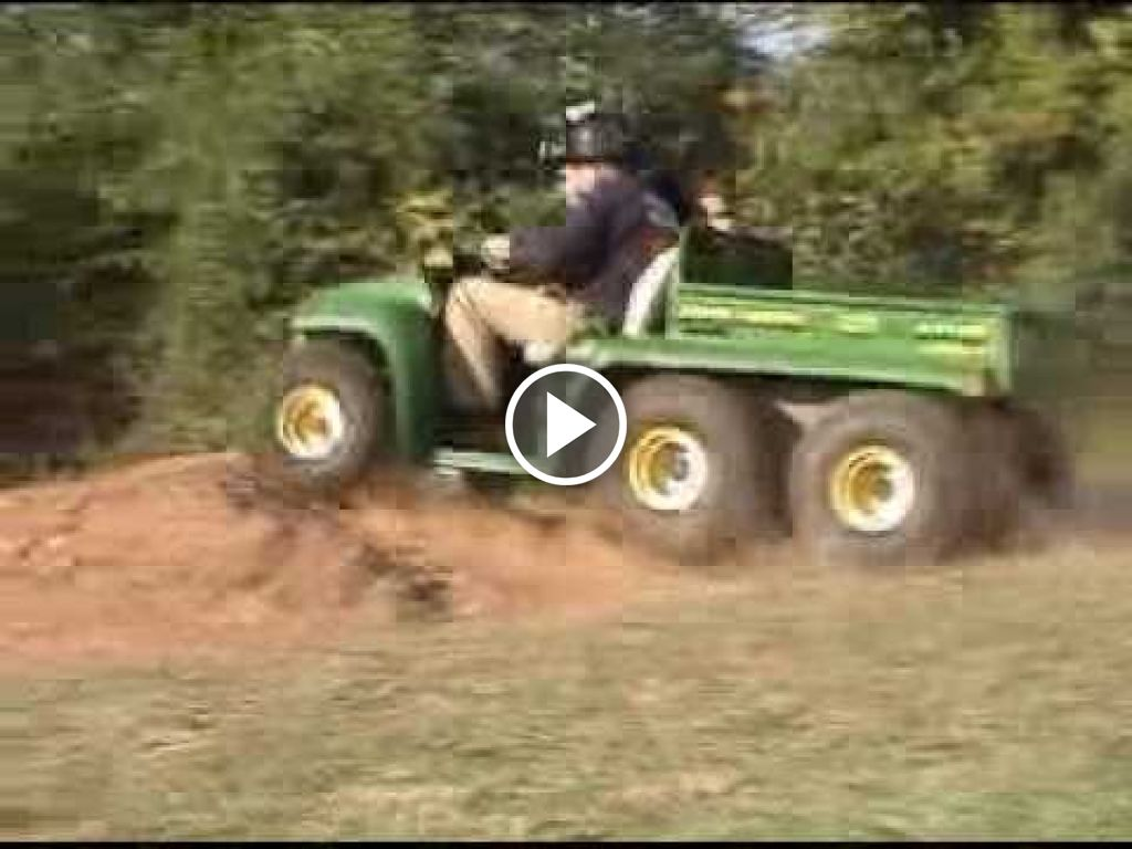 Video John Deere Gator