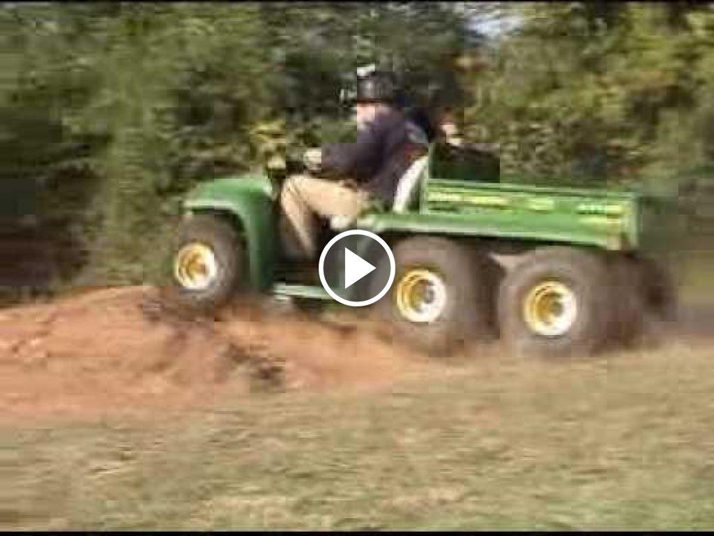 Wideo John Deere Gator