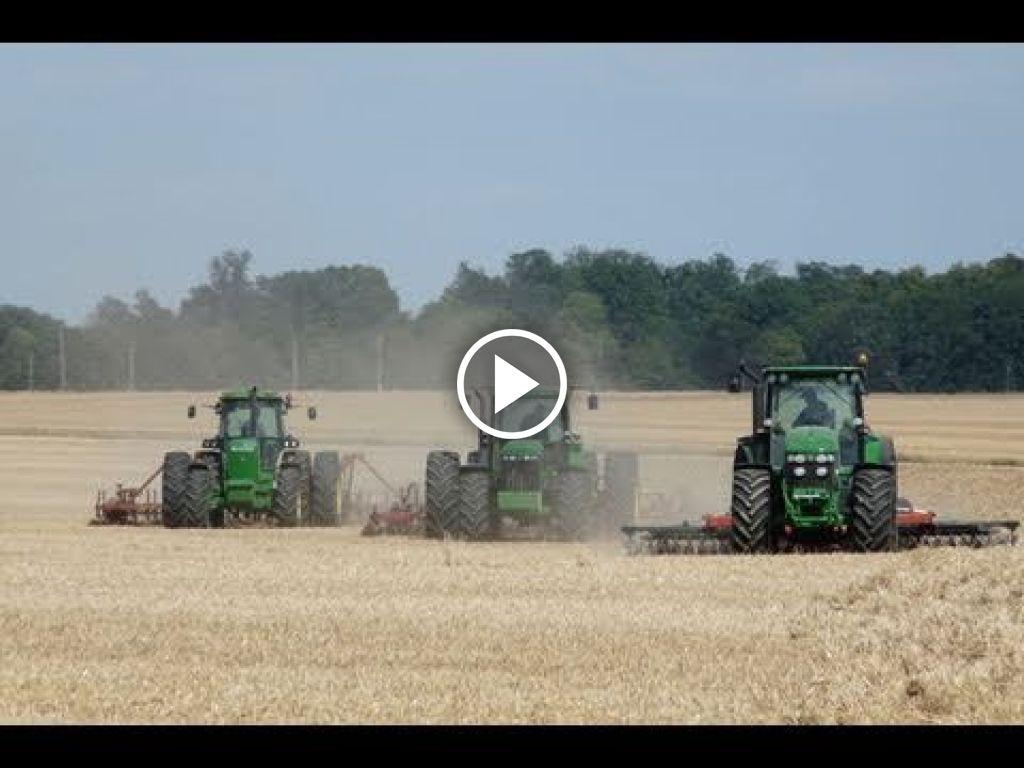 Video John Deere 7030 Serie