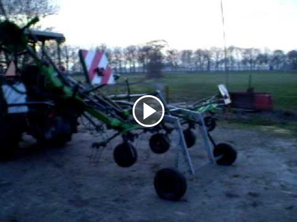 Video Deutz-Fahr Schudder