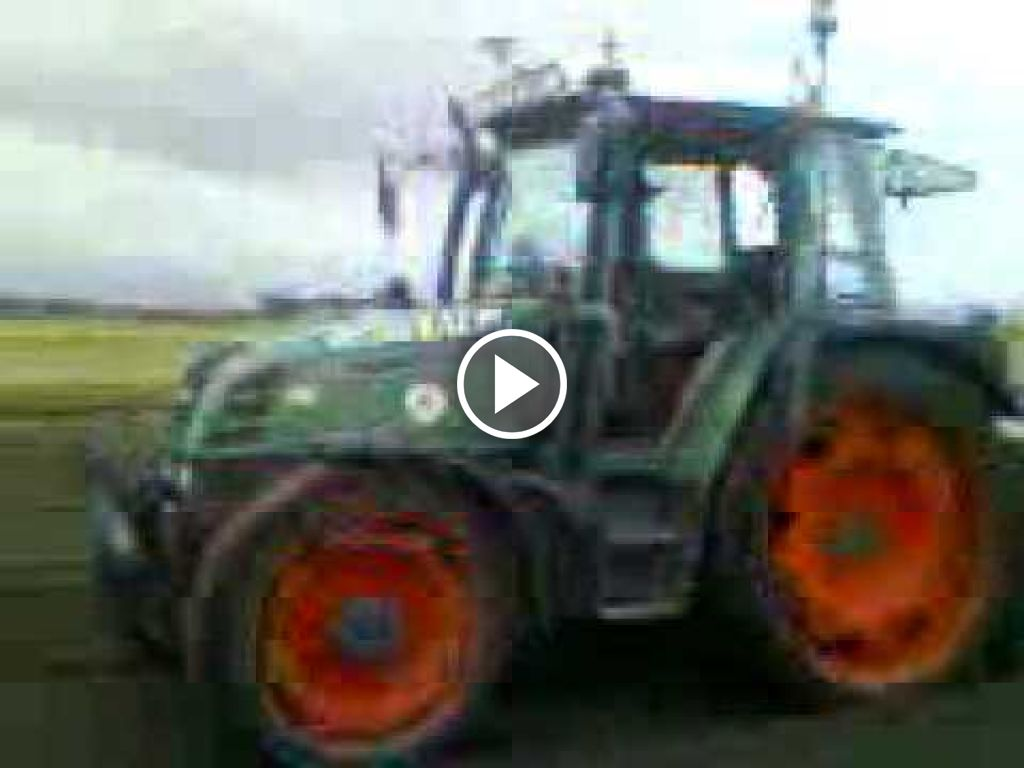 Video Fendt 309 CI