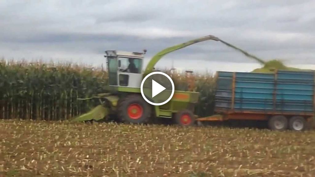 Video Claas sf 80