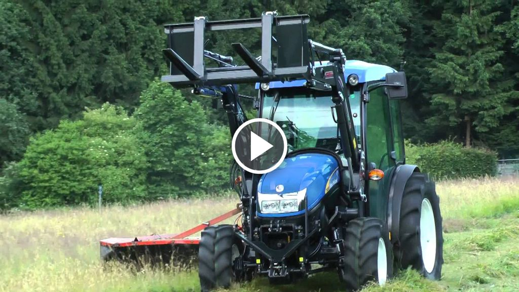 Video New Holland T 3030