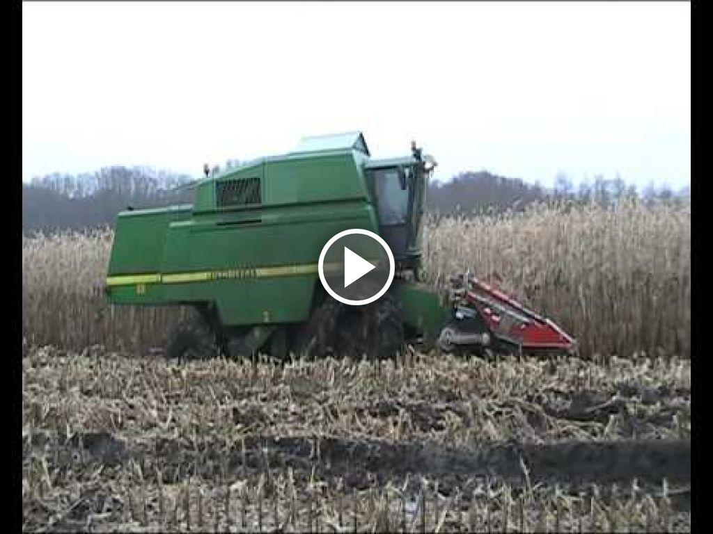 Wideo John Deere 2258