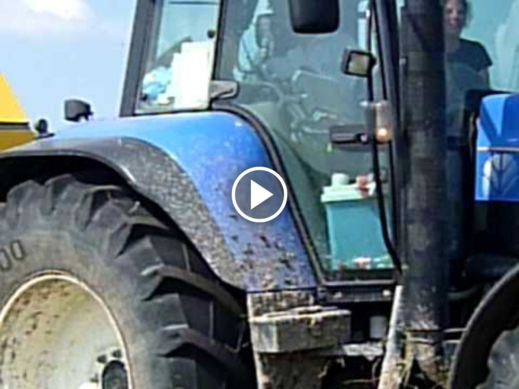 Video New Holland T 7550