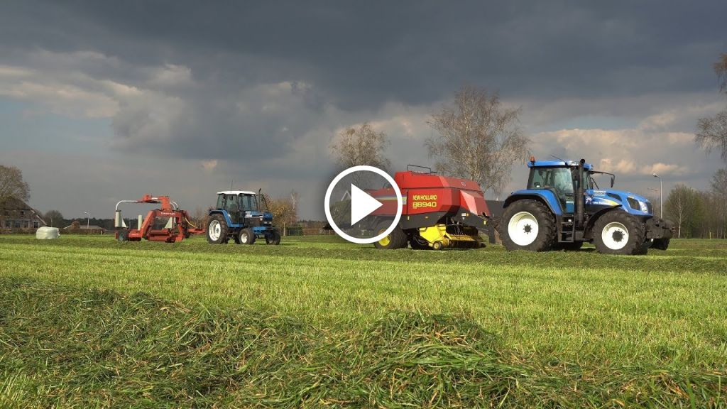 Video New Holland Meerdere